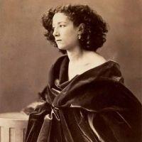 Sarah Bernhardt - Belle Ile en Mer