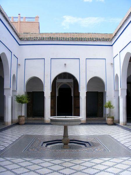Maroc-marrakech-palais-bahia (8)