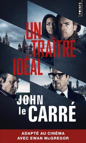 Un traître idéal, John Le Carré