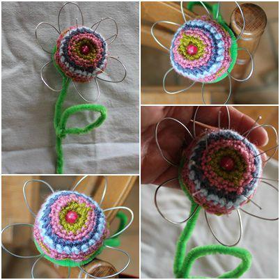 Srial Crochet 124 Mon Monde Cratif