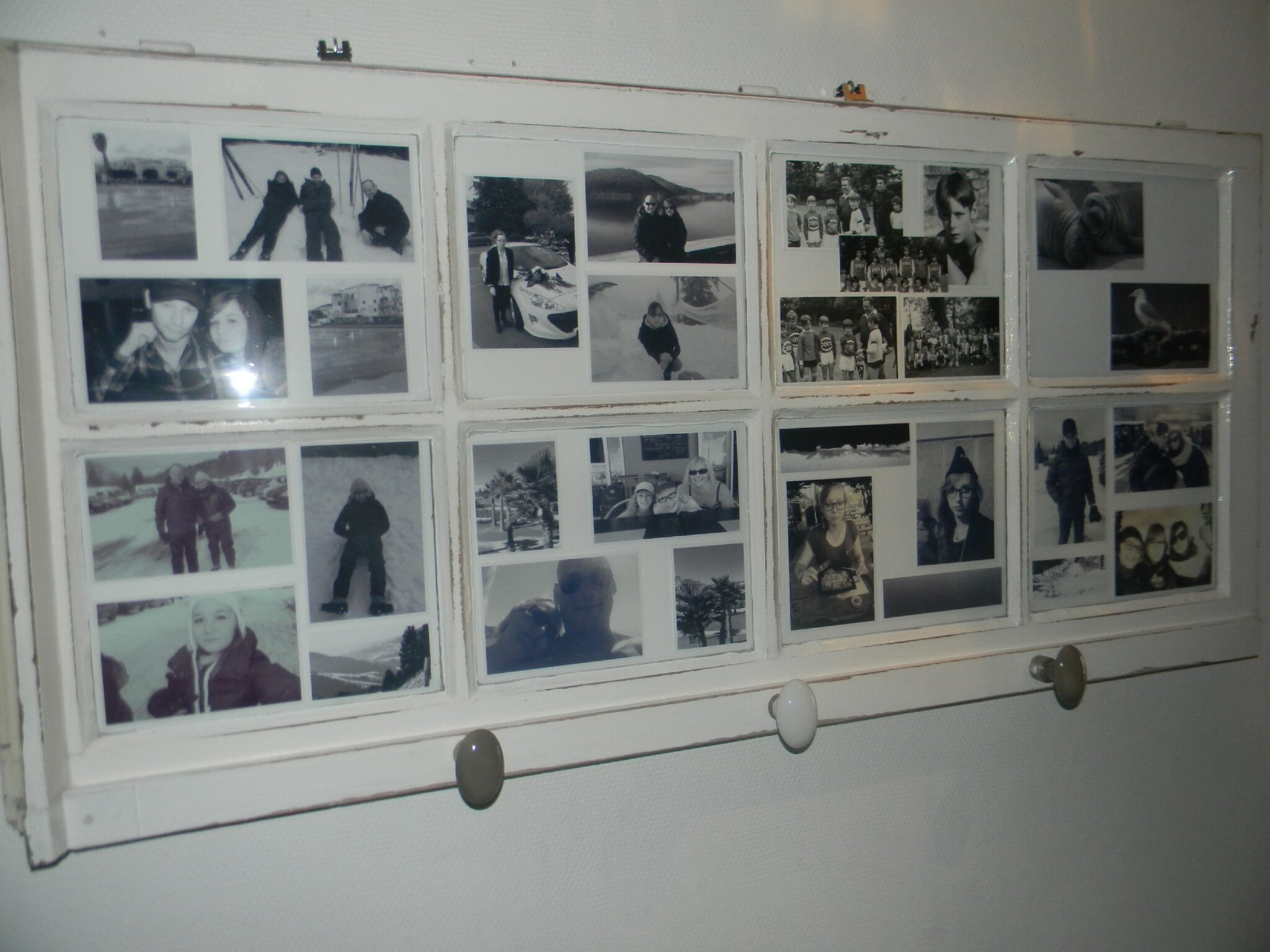 Cadre Porte Manteaux Album Photos L Atelier Tic Et