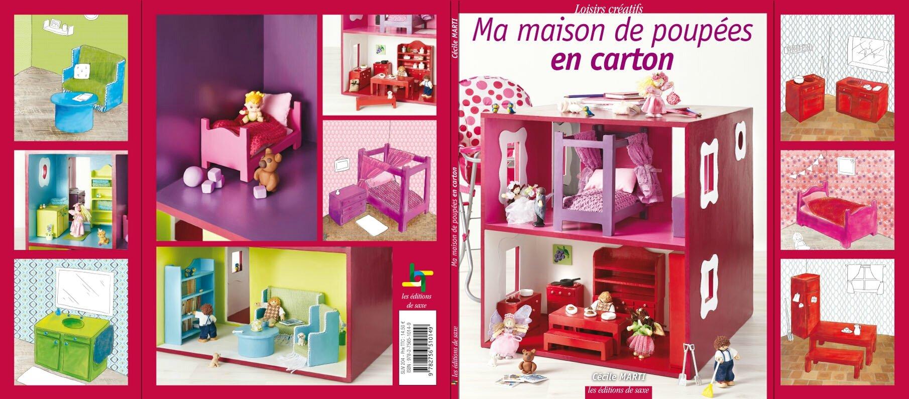 Fabriquer Une Maison En Carton Pour Barbie Ventana Blog