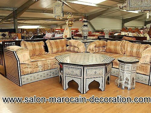 Magasin Vente Salon Paris En Ligne Salon Du Maroc Et