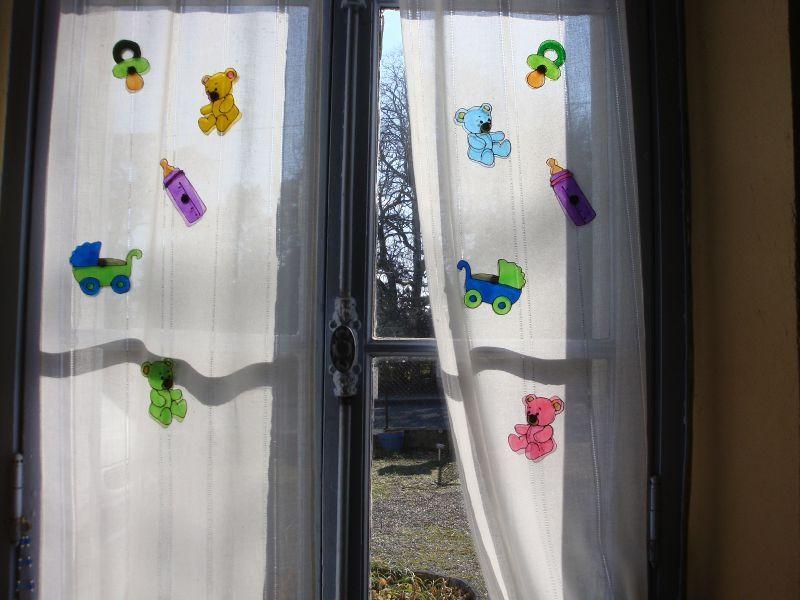 Magnets Rideaux Latelier De Mamie