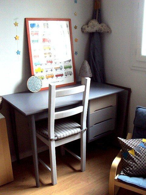 un petit apercu d une des chambres little fabrics
