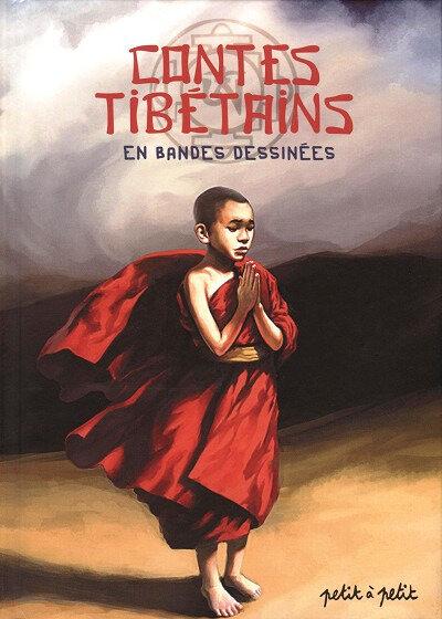 Contes tibétains en bandes dessinées Gaet's