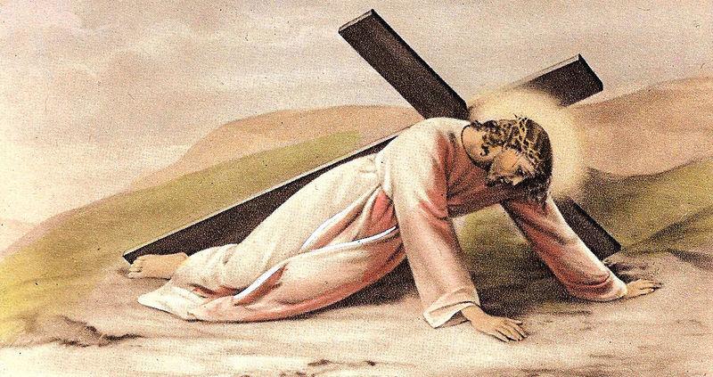 Résultats de recherche d'images pour «plaie de l'épaule du Christ»