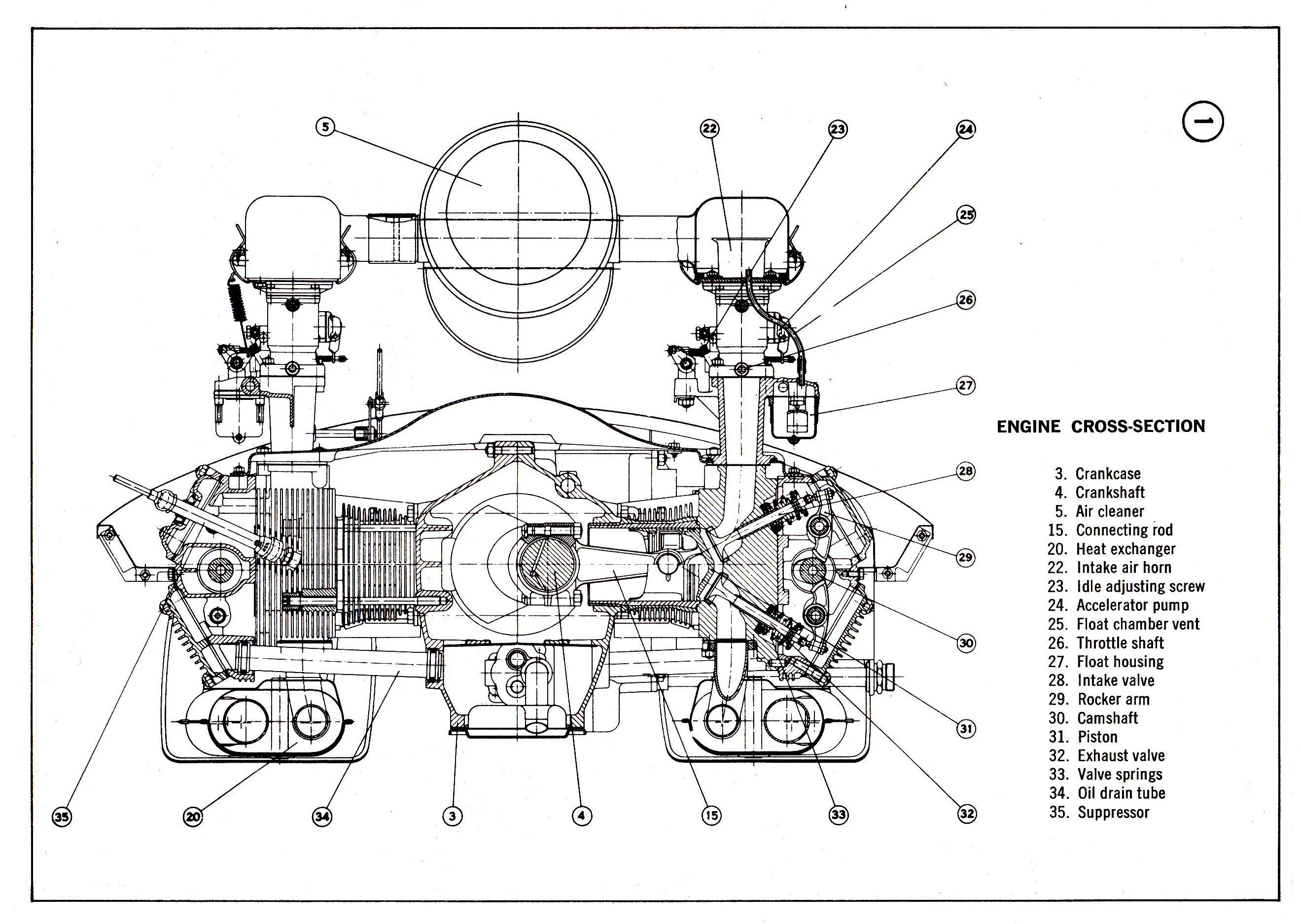 Porsche 944 Engine Cross Section Porsche Free Engine