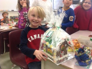 winner of the gingerbread house
