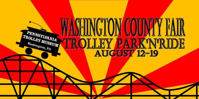 Ride Trolley to the Washington County Fair!