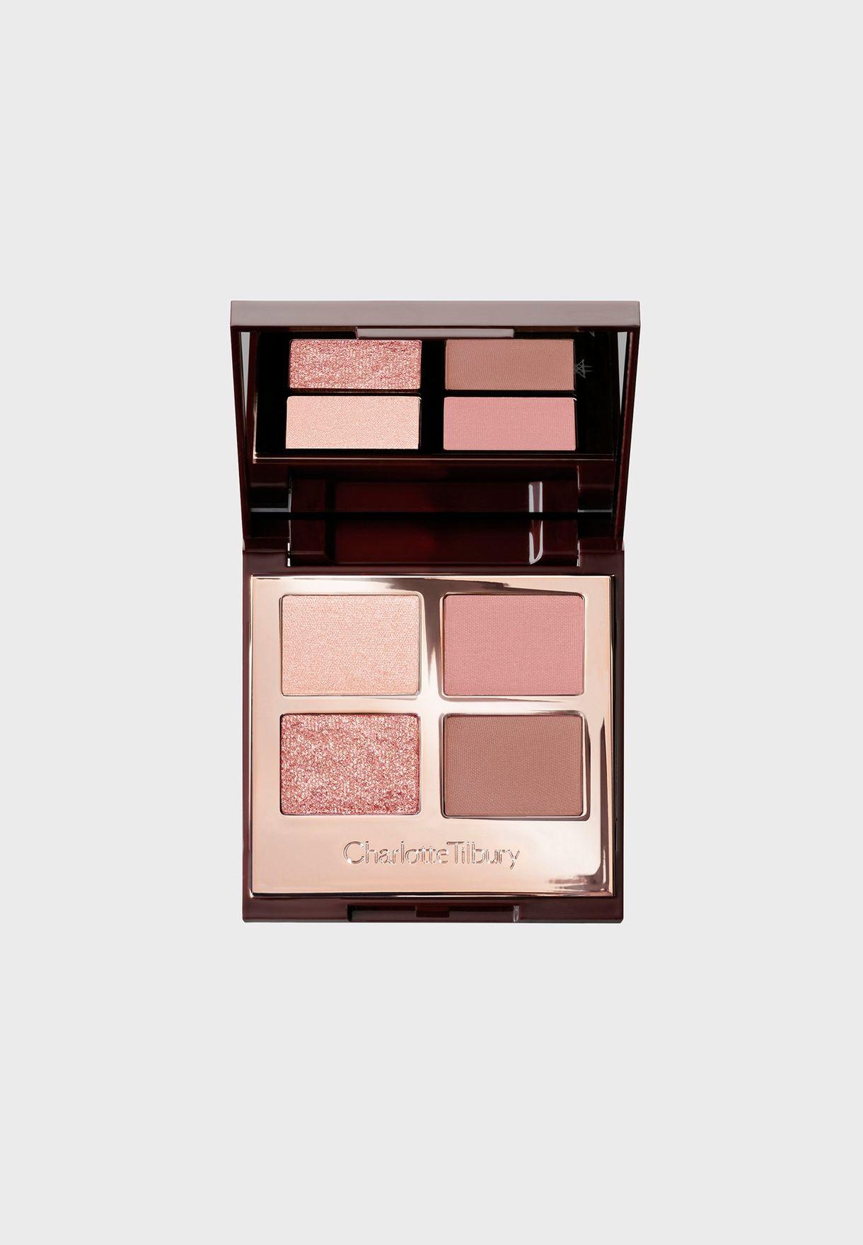 luxury eyeshadow palette pillow talk