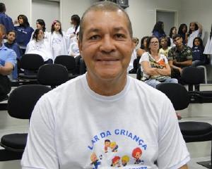 Jorge é o atual presidente do LCV