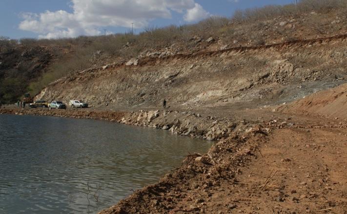 Fiscalização Preventiva Integrada flagra aterramento de quatro hectares do Rio São Francisco