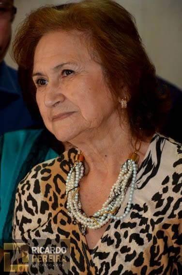 Dona Sônia do Hotel Belvedere (Foto: Ricardo Pereira)