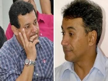Carlos Cleriston e Antônio França.