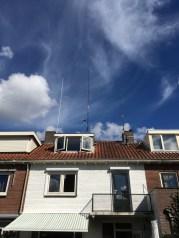 3 WSPR-antenna's