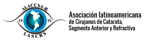 ALACCSA-R: Latin American Association of Cataract, Anterior Segment and Refractive Surgeons