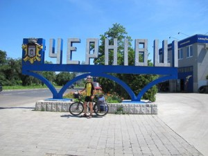 Ende der Fahrradtour