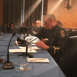 Arlington Police Chief Frederick Ryan Speaks at U.S. Senate Opioid Roundtable on Behalf of P.A.A.R.I.