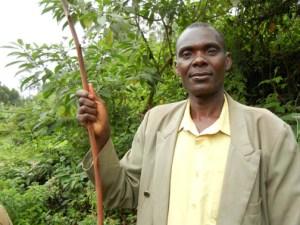 Man From Gitombo Village