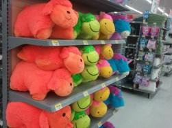 Neon Pillow Pets
