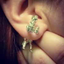 Trex Earrings