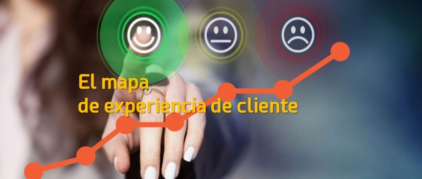 mapa de experienccustomer journey map