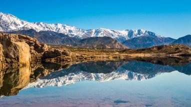 Dique Potrerillos, Mendoza Argentina
