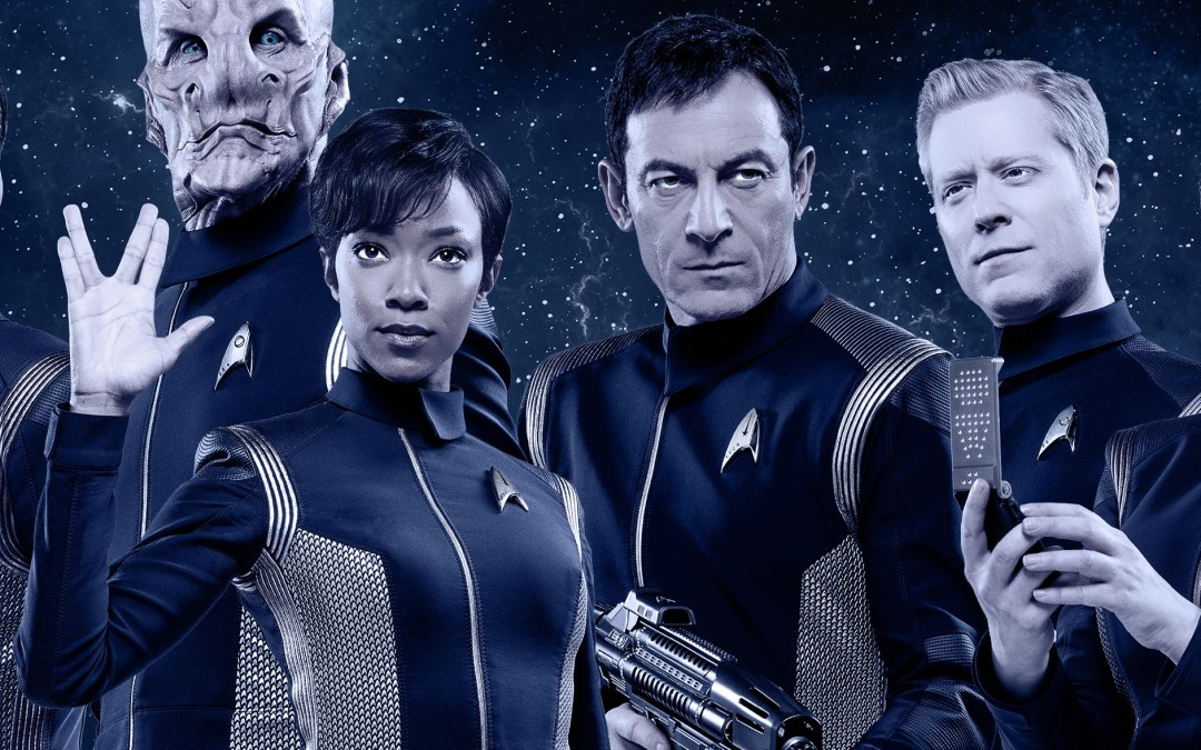 Read this before watching Star Trek: Discovery