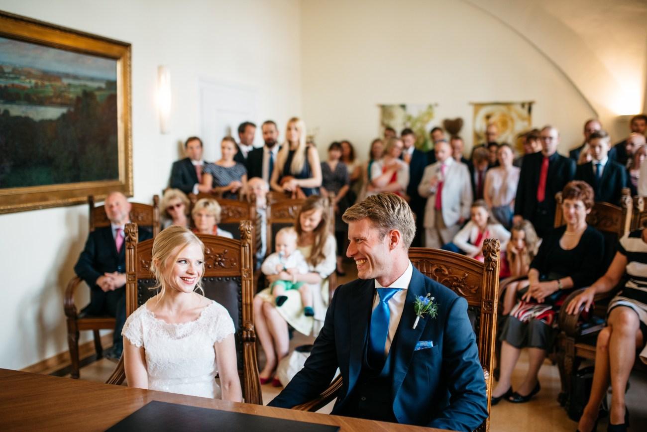 Hochzeit in Altona