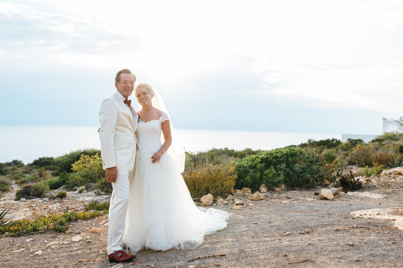 Hochzeitsreportage auf Ibiza