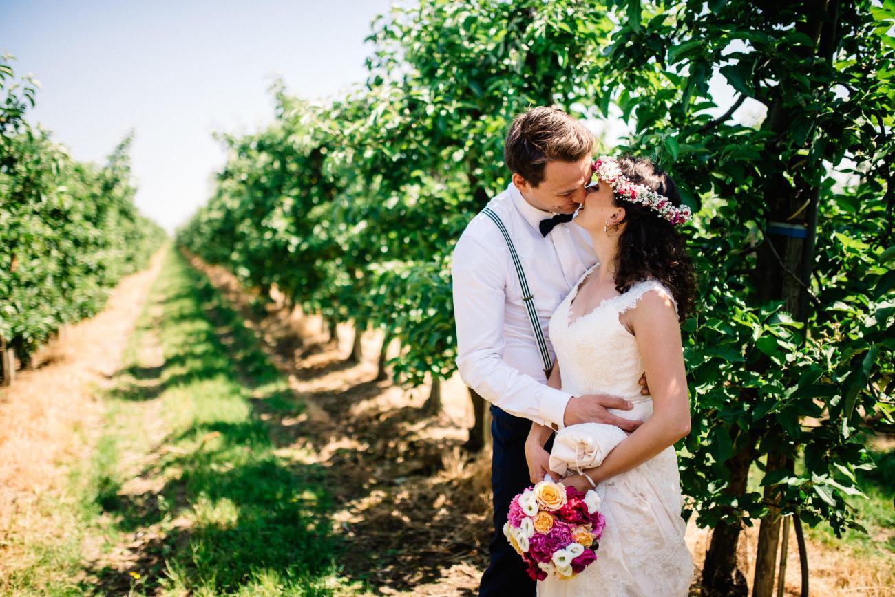 Hochzeit im alten Land