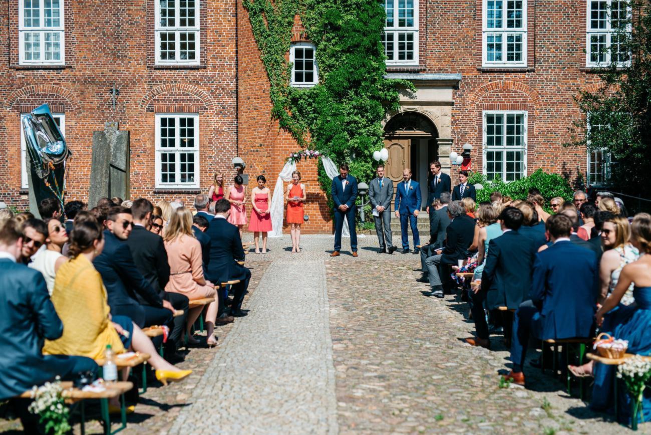 Scheunen Hochzeit Hamburg