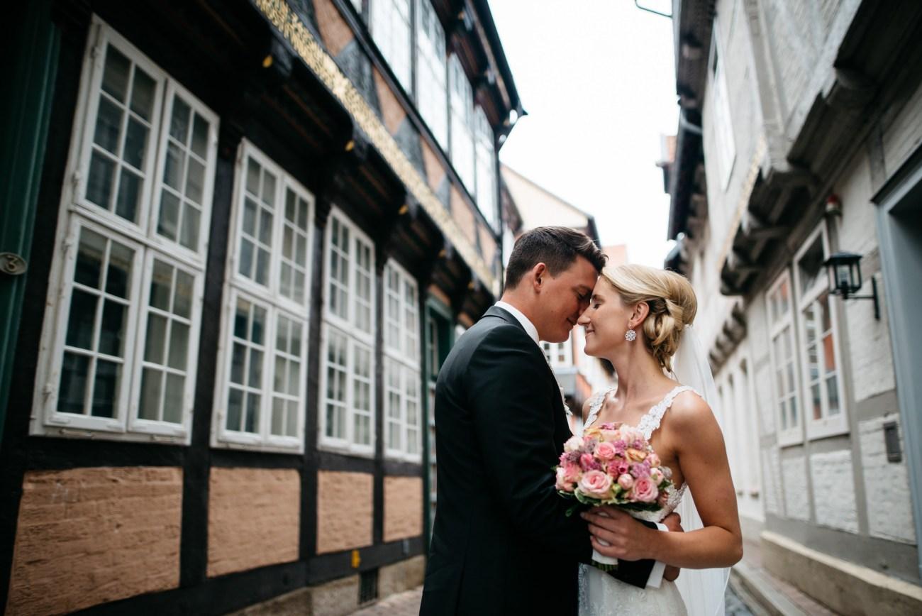 Hochzeit in Celle
