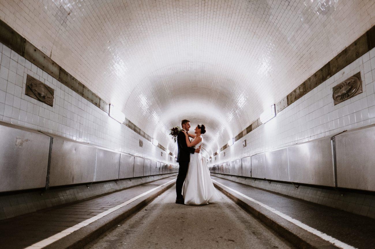 Hafen Hochzeit