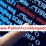 Delito de Virus informático y Daños en sistemas abogados