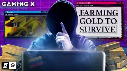 gold farming delito informatico videojuegos