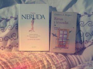 Neruda y Becquer