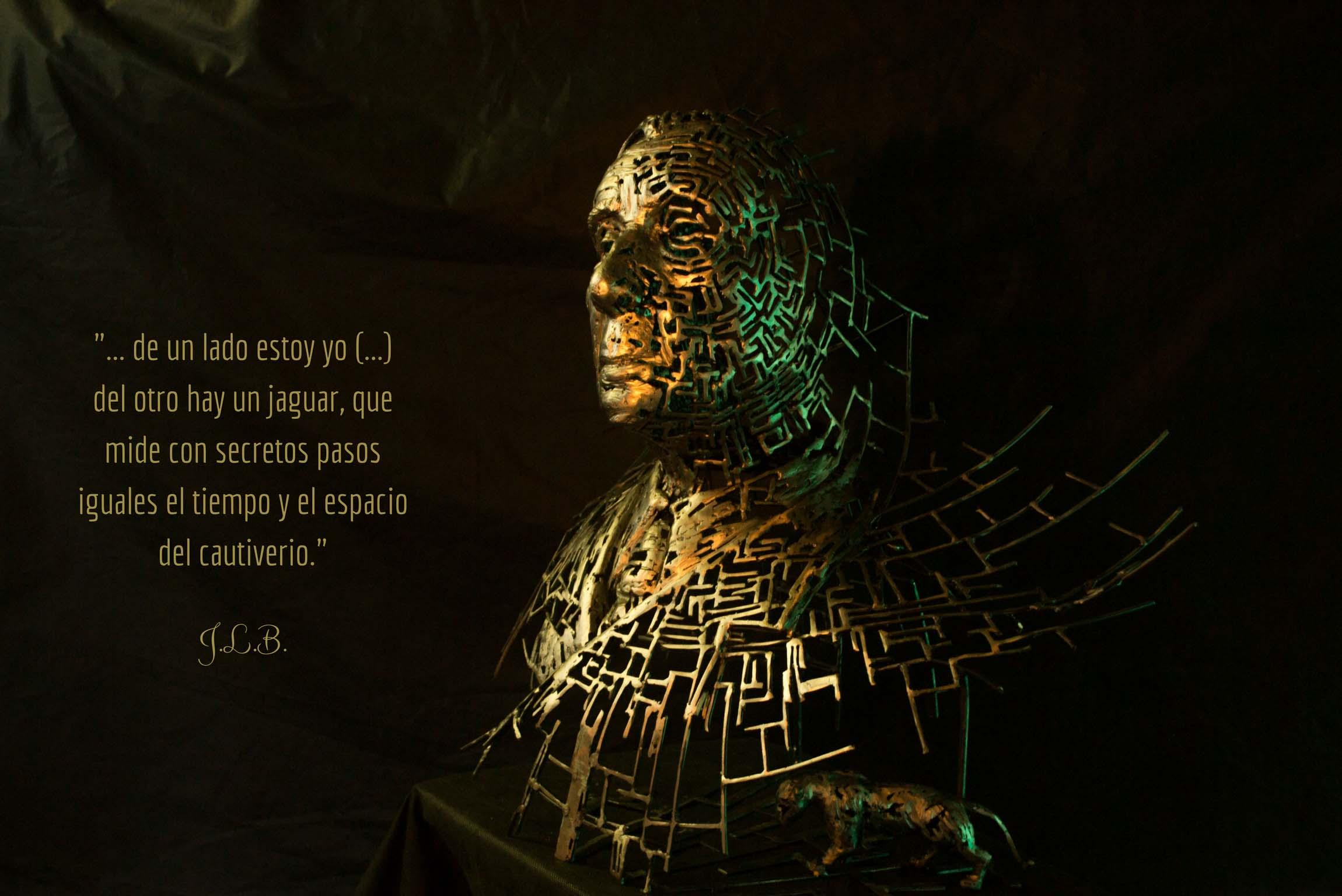 Destacada-borges-laberinto-escultura-metal-pablo-salvador-rocha