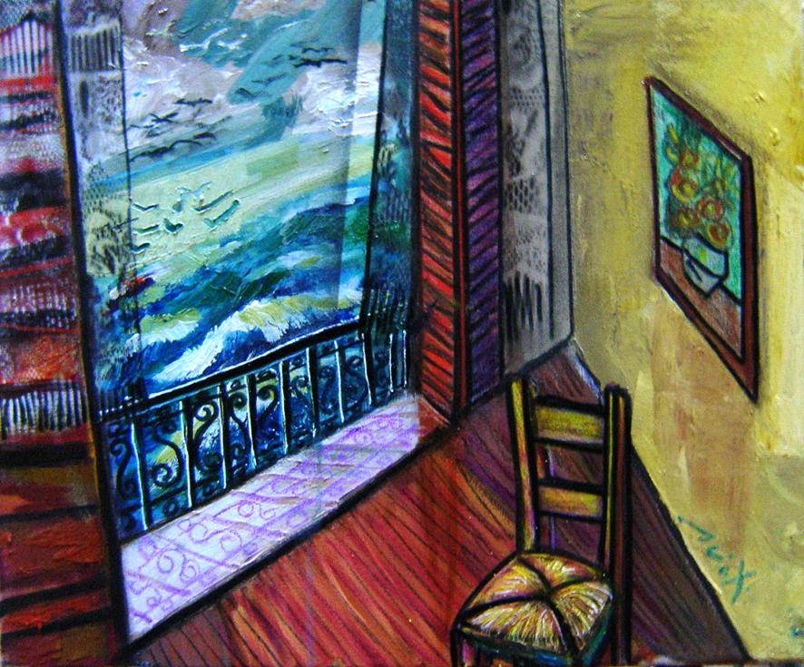 Un Mediterraneo para Vincent
