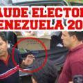 featured image VENEZUELA: CRONICA DE UN FRAUDE ANUNCIADO (IV final)