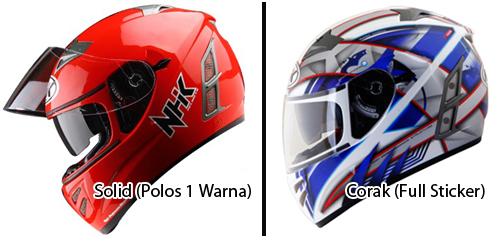 solid dan sitcker helmets