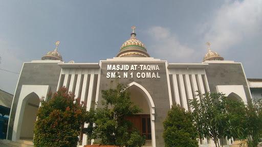 peran masjid sekolah untuk pembinaan karakter