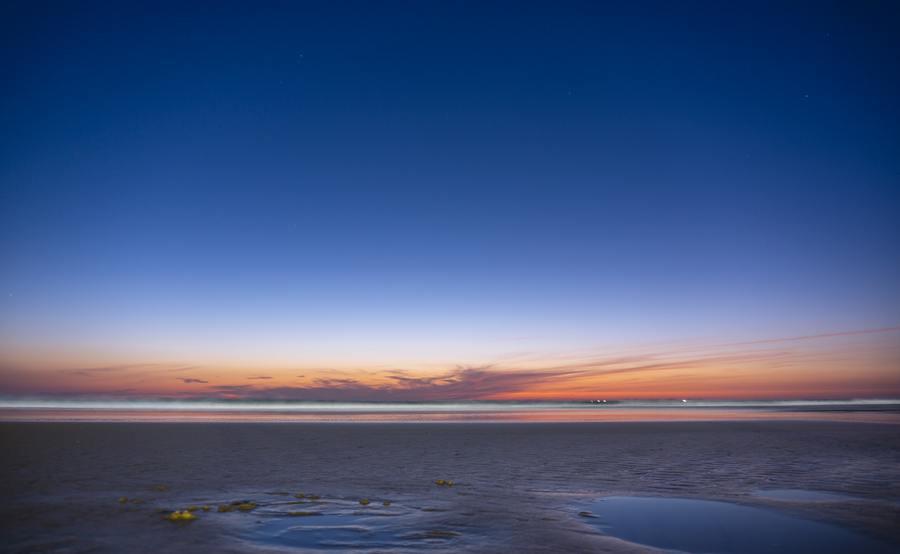 Foto Matahari Terbit Ilustrasi Untuk Sholat Subuh Kesiangan