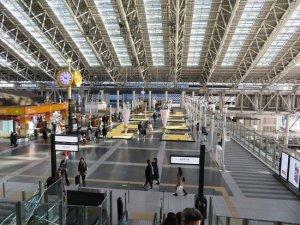大阪駅 時空の広場