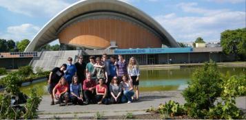 July 2010 - AS German language school trip I