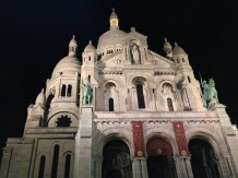 Some really nice church that we saw (the Sacre Coeur or something like that)
