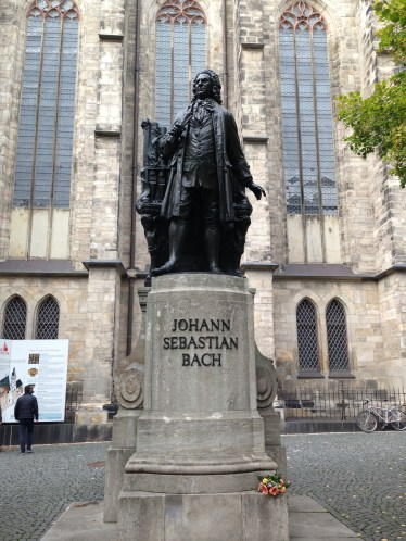 JS Bach - or maybe just some randomer.