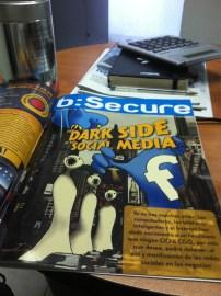 Portada The Dark side of Social Media