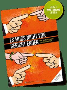 kostenlose Broschüre zur Mediation